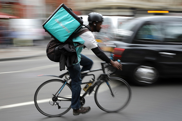 Deliveroo「Taylor Review On Working Practices Suggests All Work In U.K. Should Be Fair」:写真・画像(6)[壁紙.com]