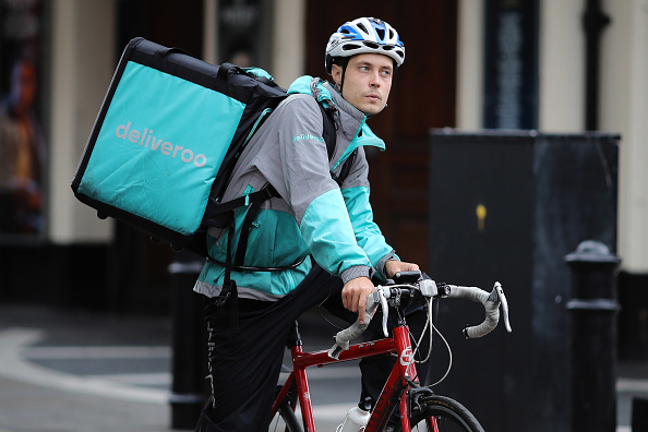 Deliveroo「Taylor Review On Working Practices Suggests All Work In U.K. Should Be Fair」:写真・画像(17)[壁紙.com]