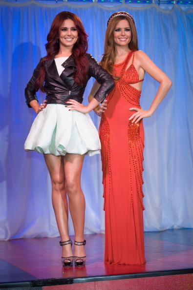 Leather Jacket「Cheryl Cole Waxwork Figure Unveiled At Madame Tussauds」:写真・画像(9)[壁紙.com]