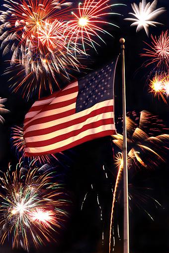 花火「アメリカの休日」:スマホ壁紙(0)