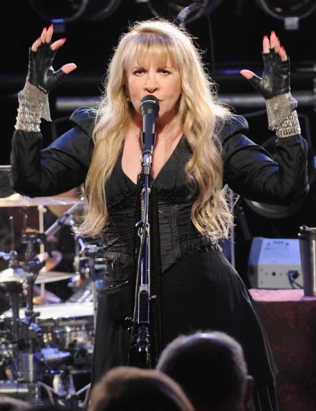 Cuff Bracelet「iHeartRadio And MediaLink Present Stevie Nicks For Advertising Week」:写真・画像(12)[壁紙.com]
