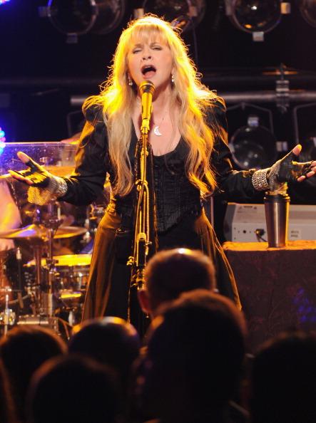 Cuff Bracelet「iHeartRadio And MediaLink Present Stevie Nicks For Advertising Week」:写真・画像(11)[壁紙.com]