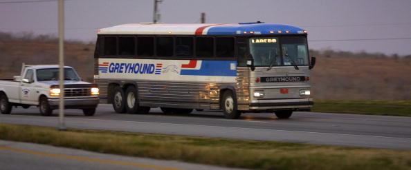 Bus「Greyhound bus in Austin, Texas.」:写真・画像(14)[壁紙.com]