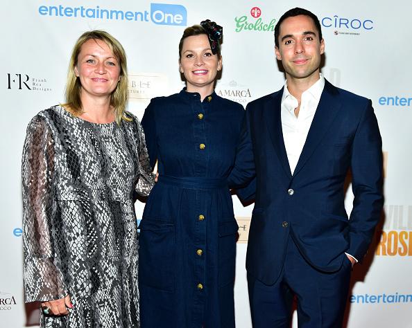 薔薇「Premiere Party For Entertainment One's 'Wild Rose' - Arrivals」:写真・画像(1)[壁紙.com]