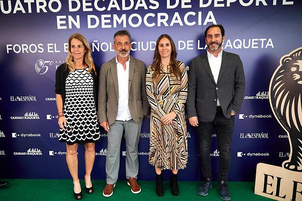 アルベルト コスタ「Cuatro Decadas De Deporte En Democracia' Presentation In Madrid」:写真・画像(6)[壁紙.com]