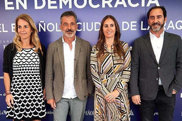 アルベルト コスタ「Cuatro Decadas De Deporte En Democracia' Presentation In Madrid」:写真・画像(7)[壁紙.com]