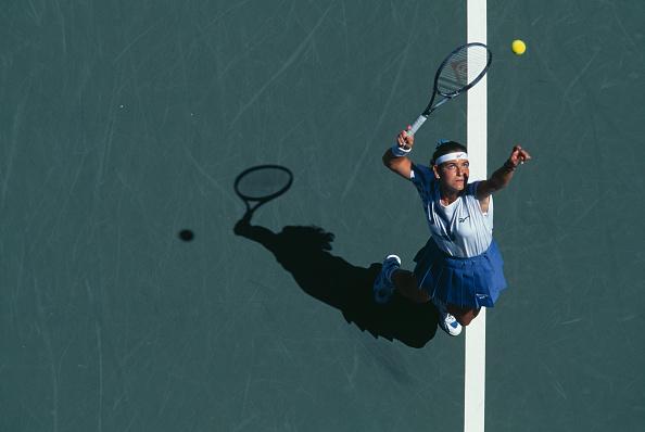 High Angle View「United States Open Tennis Championship」:写真・画像(9)[壁紙.com]