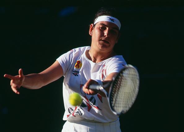 アランチャ・サンチェス・ビカリオ「Wimbledon Lawn Tennis Championship」:写真・画像(10)[壁紙.com]