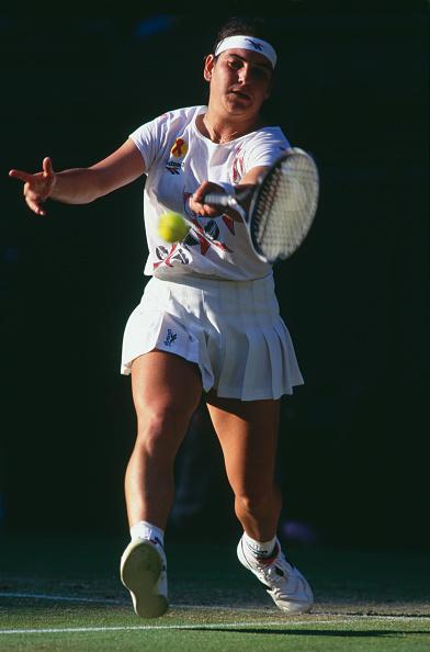 アランチャ・サンチェス・ビカリオ「Wimbledon Lawn Tennis Championship」:写真・画像(17)[壁紙.com]