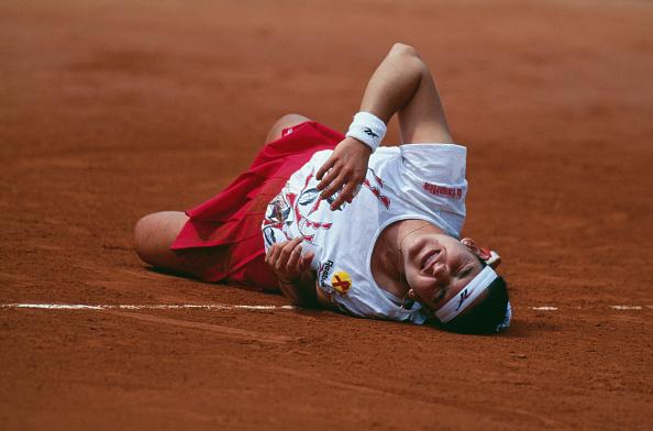 アランチャ・サンチェス・ビカリオ「French Open」:写真・画像(19)[壁紙.com]