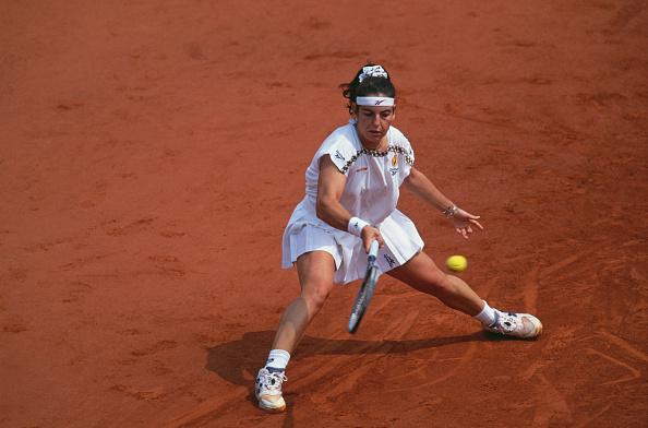 アランチャ・サンチェス・ビカリオ「French Open」:写真・画像(7)[壁紙.com]