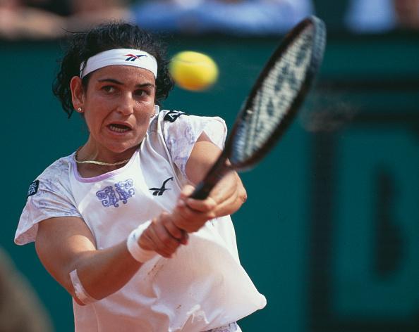 アランチャ・サンチェス・ビカリオ「French Open」:写真・画像(6)[壁紙.com]