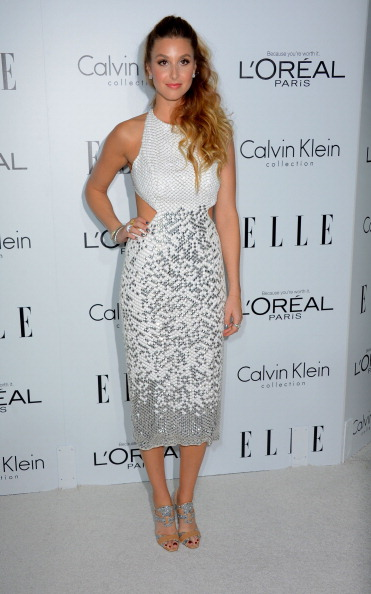 Halter Top「19th Annual ELLE Women In Hollywood Celebration - Arrivals」:写真・画像(11)[壁紙.com]