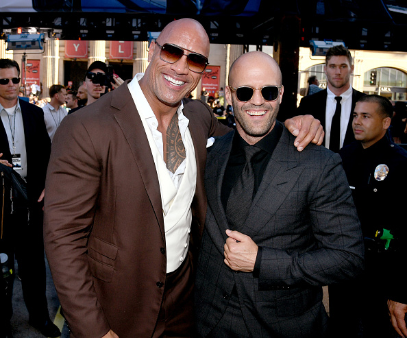 """Jason Statham「Premiere Of Universal Pictures' """"Fast & Furious Presents: Hobbs & Shaw"""" - Red Carpet」:写真・画像(18)[壁紙.com]"""