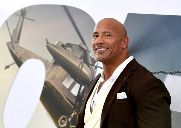 """Dwayne Johnson「Premiere Of Universal Pictures' """"Fast & Furious Presents: Hobbs & Shaw"""" - Red Carpet」:写真・画像(8)[壁紙.com]"""