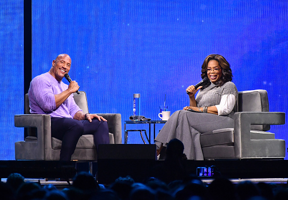 Oprah Winfrey「Oprah's 2020 Vision: Your Life In Focus Tour With Special Guest Dwayne Johnson」:写真・画像(7)[壁紙.com]