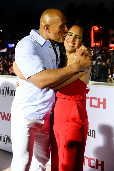 "Daughter「Paramount Pictures' World Premiere of ""Baywatch""」:写真・画像(3)[壁紙.com]"