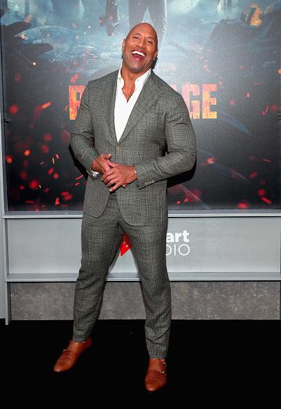 """Film Premiere「Premiere Of Warner Bros. Pictures' """"Rampage"""" - Arrivals」:写真・画像(13)[壁紙.com]"""