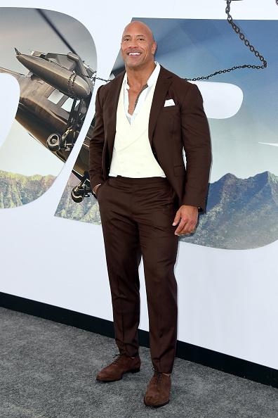 "Jon Kopaloff「Premiere Of Universal Pictures' ""Fast & Furious Presents: Hobbs & Shaw"" - Arrivals」:写真・画像(3)[壁紙.com]"