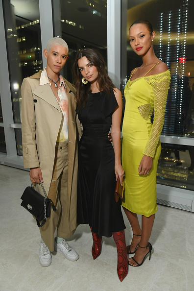 InStyle Magazine「InStyle Dinner To Celebrate The April Issue Hosted By Cover Star Ciara and Laura Brown」:写真・画像(10)[壁紙.com]
