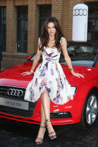 Ankle Strap Shoe「12th Audi Classic Open Air - Red Carpet Arrivals」:写真・画像(10)[壁紙.com]
