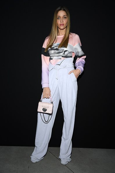 Balmain「Balmain : Photocall - Paris Fashion Week Womenswear Fall/Winter 2019/2020」:写真・画像(8)[壁紙.com]