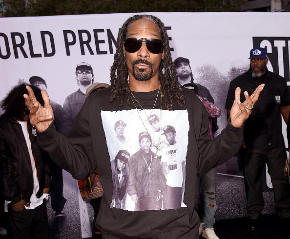 動画「Universal Pictures And Legendary Pictures' Premiere Of 'Straight Outta Compton' - Arrivals」:写真・画像(11)[壁紙.com]