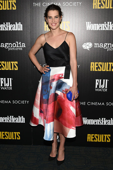 """Mid Calf Length「The Cinema Society With Women's Health And FIJI Water Host A Screening Of Magnolia Pictures' """"Results"""" - Arrivals」:写真・画像(14)[壁紙.com]"""