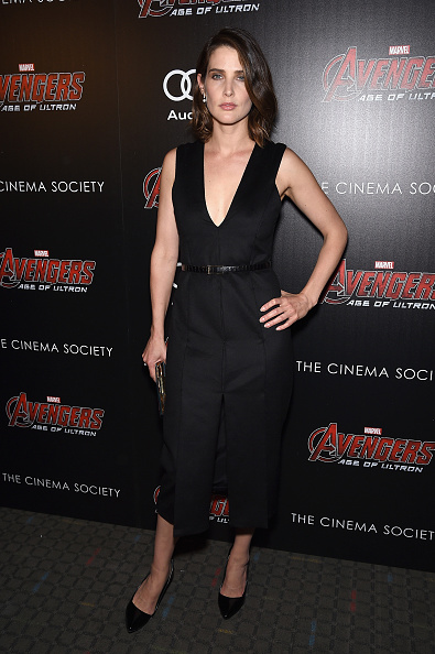 "Slit - Clothing「The Cinema Society & Audi Host A Screening Of Marvel's ""Avengers: Age of Ultron""- Arrivals」:写真・画像(2)[壁紙.com]"