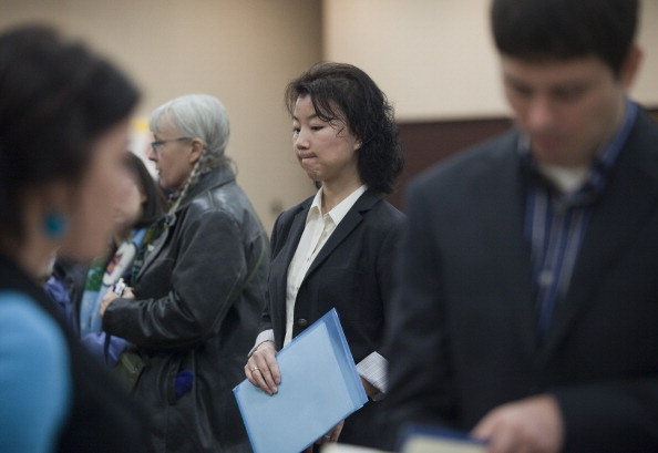 Job Search「National Unemployment Rate Drops To 8.6」:写真・画像(7)[壁紙.com]