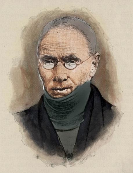 Anglican「Patrick Bronte - Irish」:写真・画像(1)[壁紙.com]