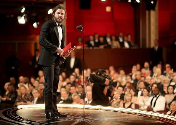 Best actor award「89th Annual Academy Awards - Backstage」:写真・画像(4)[壁紙.com]