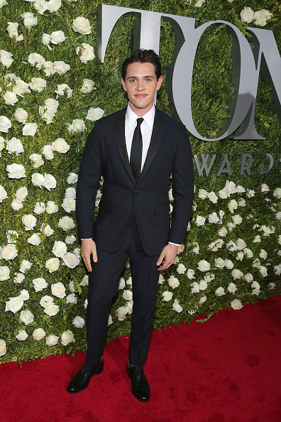 Casey Cott「2017 Tony Awards - Red Carpet」:写真・画像(17)[壁紙.com]