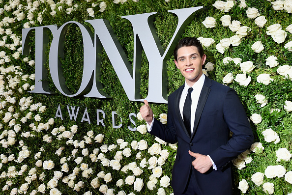 Casey Cott「2017 Tony Awards - Red Carpet」:写真・画像(18)[壁紙.com]