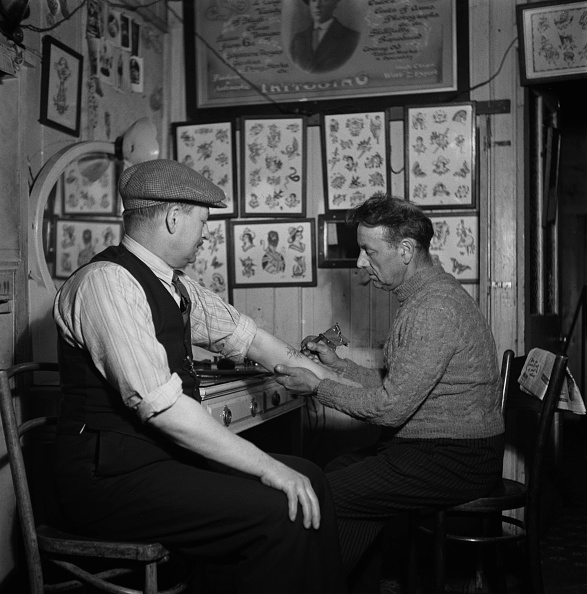 Men「Dover Tattoo Parlour」:写真・画像(3)[壁紙.com]