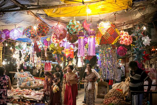 Decoration「Indians Celebrate Diwali in Mumbai」:写真・画像(14)[壁紙.com]