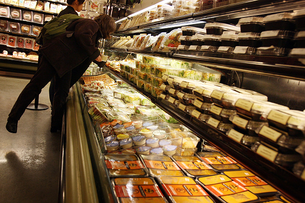 Healthy Eating「Wholesale Prices Rise Less Than Expected As Food And Computer Prices Drop」:写真・画像(2)[壁紙.com]