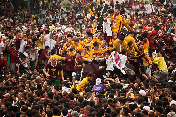 Devotees Gather To Celebrate The Feast Of Black Nazarene:ニュース(壁紙.com)