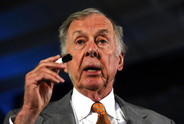 トペカ「T. Boone Pickens Holds Inaugural Town Hall Meeting On His Energy Plan」:写真・画像(18)[壁紙.com]
