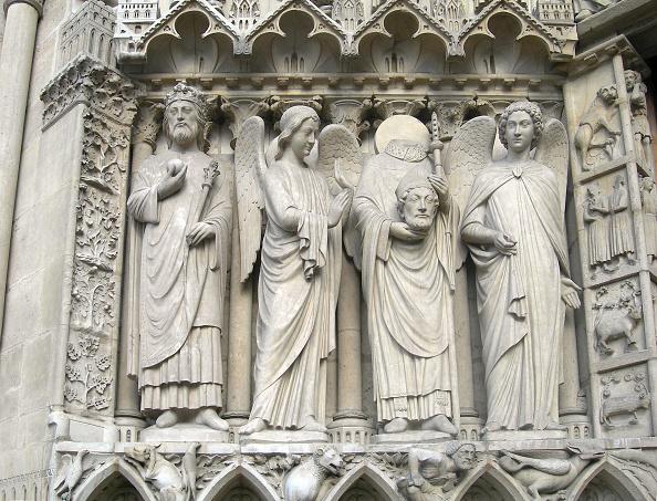Gothic Style「Notre-Dame De Paris」:写真・画像(16)[壁紙.com]