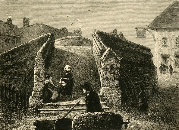 Circa 14th Century「Crowland Bridge」:写真・画像(19)[壁紙.com]