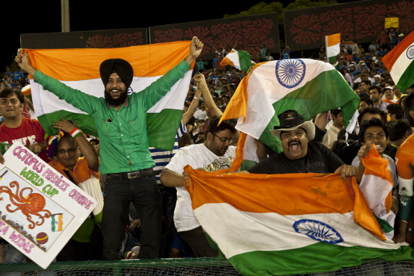 Indian Ethnicity「Indian Cricket Fans」:写真・画像(6)[壁紙.com]