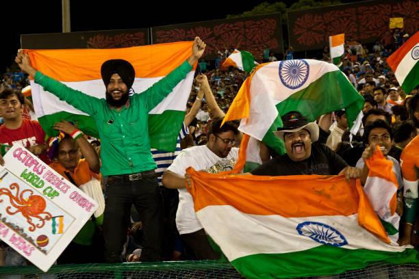Indian Cricket Fans:ニュース(壁紙.com)