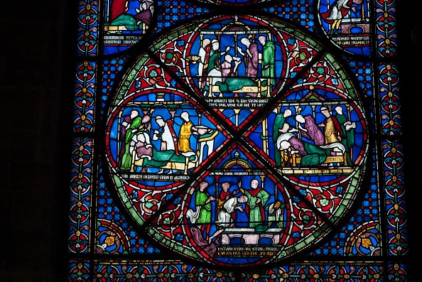 Stained Glass「Canterbury」:写真・画像(9)[壁紙.com]
