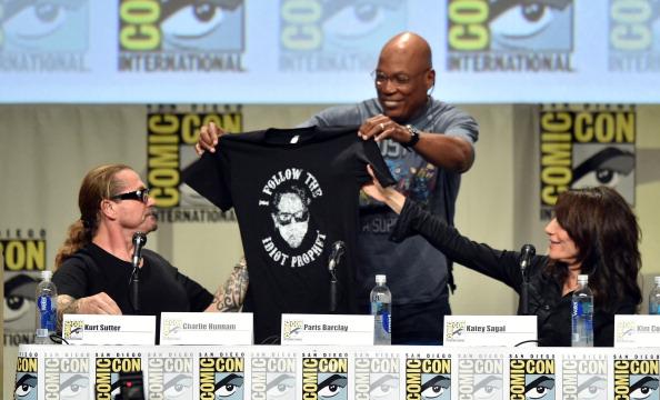 "San Diego Convention Center「FX's ""Sons Of Anarchy"" Panel - Comic-Con International 2014」:写真・画像(4)[壁紙.com]"