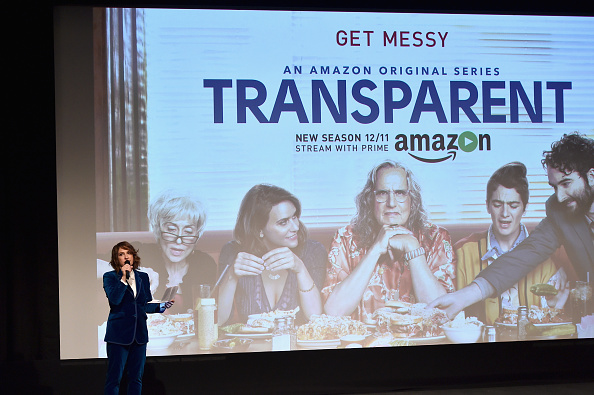 "Transparent「Premiere Of Amazon's ""Transparent"" Season 2 - Red Carpet」:写真・画像(12)[壁紙.com]"