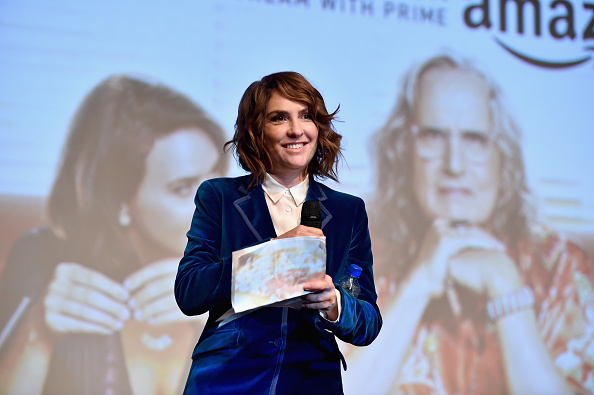 "Transparent「Premiere Of Amazon's ""Transparent"" Season 2 - Red Carpet」:写真・画像(12)[壁紙.com]"