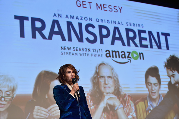 "Transparent「Premiere Of Amazon's ""Transparent"" Season 2 - Red Carpet」:写真・画像(16)[壁紙.com]"