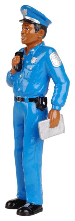 Doll「Figurine of police officer」:スマホ壁紙(11)