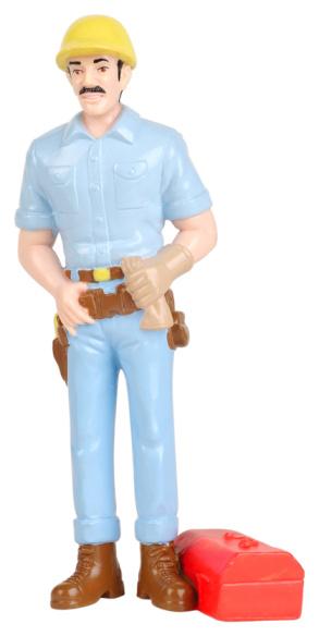 Figurine「Figurine of construction worker」:スマホ壁紙(6)